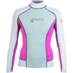 Mares Rash Guard Long Sleeve She Dives 1
