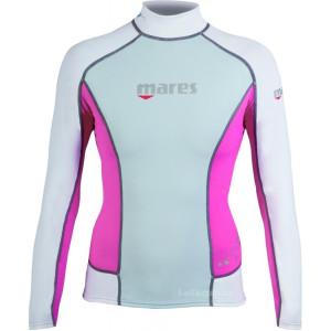 Mares Rash Guard Long Sleeve She Dives 1