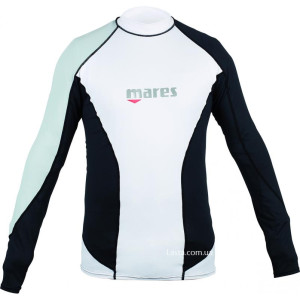 Mares Rash Guard Loose Fit - Long Sleeve