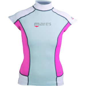 Mares Rash Guard Sleeveless She Dives 1